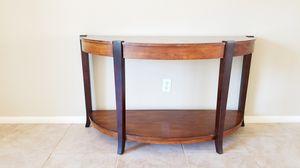Entryway Console Table for Sale in El Cajon, CA