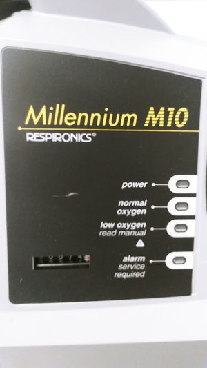 Cpap machine respoironics m10 only 47 hours of run time!! for Sale in San Diego, CA