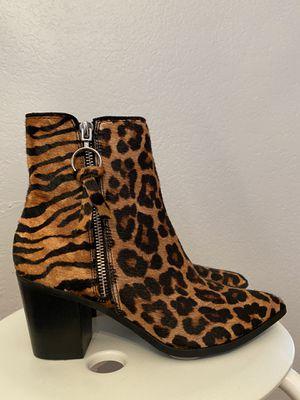 Aldo Boots Leopard for Sale in Hemet, CA