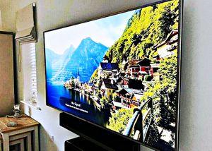 LG 60UF770V Smart TV for Sale in Hills, MN