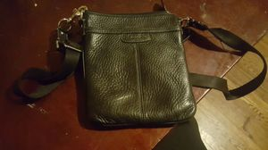 Coach Crossgrain leather body bag for Sale in Detroit, MI