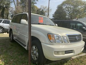 2000 Lexus lx 470 for Sale in Roswell, GA