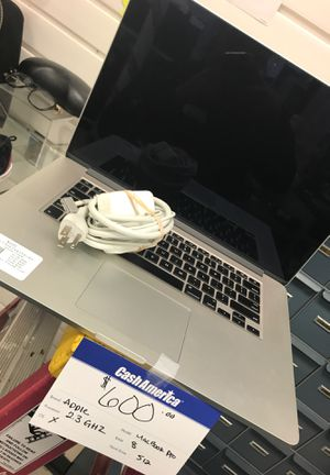 Apple laptop for Sale in Houston, TX