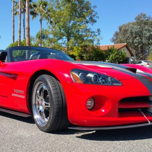 2003 Dodge Viper Supercharged for Sale in Escondido, CA