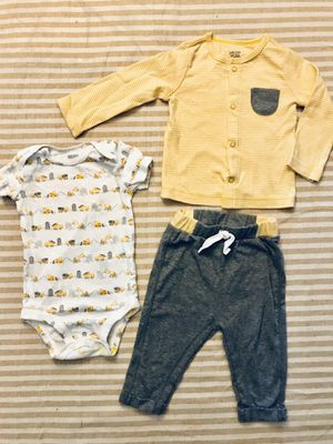 12 Pieces of Clothes for Baby Boy - 3-6 Months for Sale in Leesburg, FL