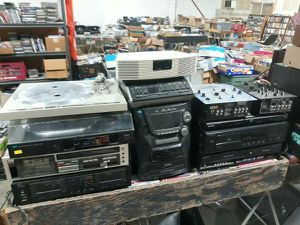Electronics for SALE SATURDAY OCTOBER 31 for Sale in Escondido, CA