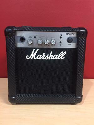 Marshall Guitar / Bass Amplifier MG10CF $45 for Sale in Cincinnati, OH