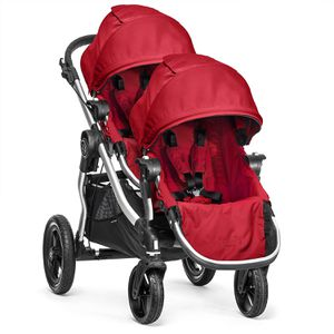2 seats City Select Stroller with Second Seat - Ruby for Sale in Aurora, IL