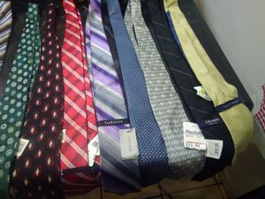 14 ties 3 used 11 new for Sale in Baltimore, MD