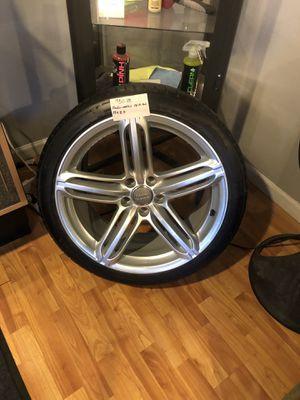 Audi factory wheels for Sale in Millersville, MD