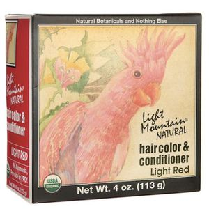 Light Mountain Naturals Henna Hair Dye for Sale in Pasadena, CA