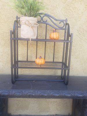 Metal wall shelf / bathroom/ display for Sale in Paramount, CA