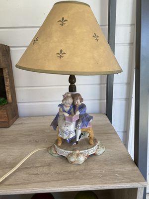 Antique Porcelain Lamp for Sale in Oakland, CA