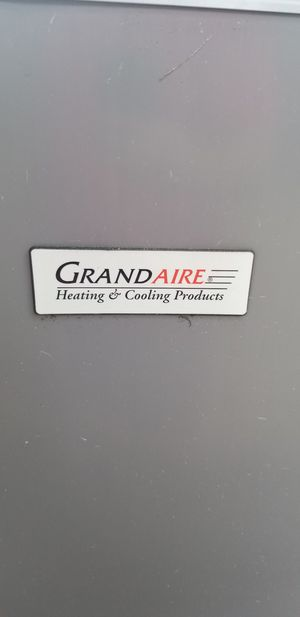 GRAND AIR 4 TON AC HEAT PACKAGE UNIT for Sale in Green Cove Springs, FL