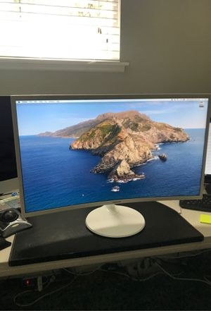 """Samsung CF391 32"""" Curved LED Monitor for Sale in Redondo Beach, CA"""
