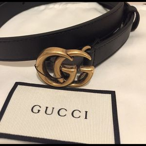 Gucci belt real got as gift dont wear for Sale in Newark, CA
