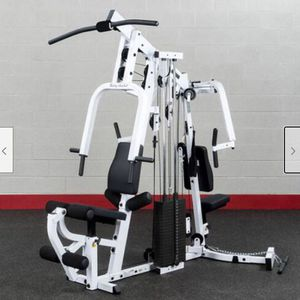 Body Solid EMX2500S Home Gym - Weight System — MUST GO TODAY! for Sale in Escondido, CA