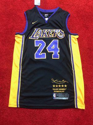 Kobe Bryant Lakers black mamba jersey men's medium for Sale in Atlanta, GA