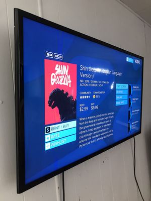 "43"" Samsung smart tv for Sale in LAKE MATHEWS, CA"