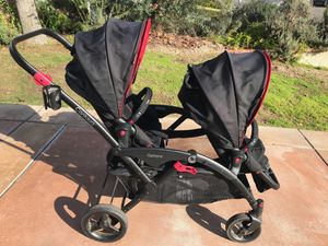 Contours Options Double Stroller for Sale in Diamond Bar, CA