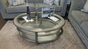Coffee table with end table for Sale in Portland, OR