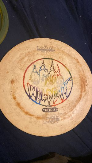 Disc golf disc for Sale in Valley Center, KS