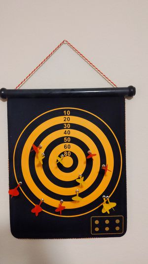 Magnetic dart board for Sale in Plano, TX