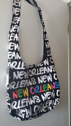 New Orleans messenger bag for Sale in Huntington Beach, CA
