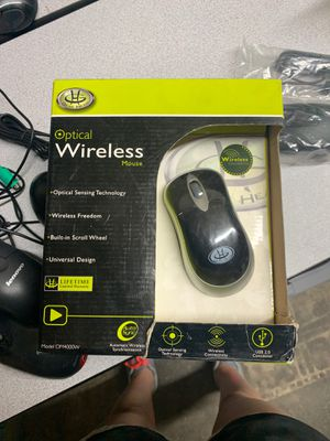 Optical Wireless Mouse for Sale in San Diego, CA