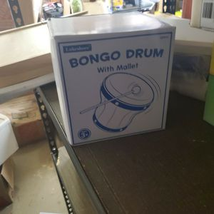 Preschool Bongo Drum for Sale in Buford, GA