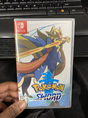 {SEALED} Pokémon Sword. for Sale in New York, NY