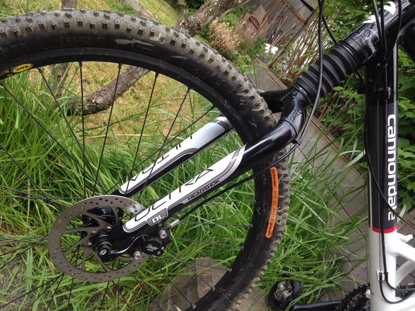 2004 Cannondale Jekyll 800 Mountain Bike Large