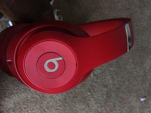 Studio 3 wireless Red Beats for Sale in Houston, TX