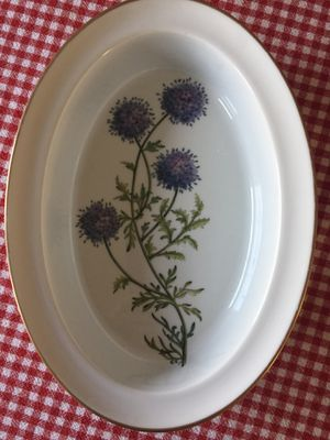 Vintage porcelain deep plate - Spode- made in England for Sale in Indianapolis, IN