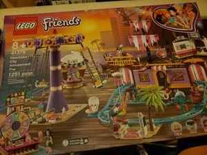 Lego 41375 friends heartlake amusement pier brand new sealed for Sale in Tarpon Springs, FL