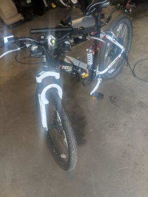 35+ mph Full suspension E- Bike for Sale for sale  Ellenwood, GA