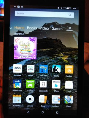 Amazon Kindle Fire HD 8 with alexa for Sale in North Little Rock, AR