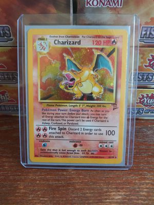 POKEMON CHARIZARD BASE SET 2 PLAYED CONDITION!!! for Sale in Pomona, CA