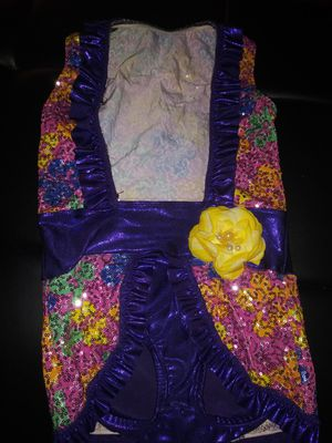 Dance/recital costume sz child m 7/8 for Sale in Tampa, FL