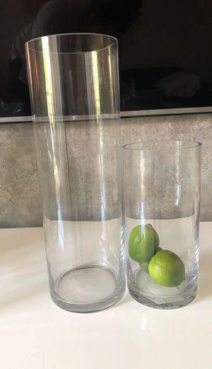 Glass vases for home decor for Sale in Aventura, FL