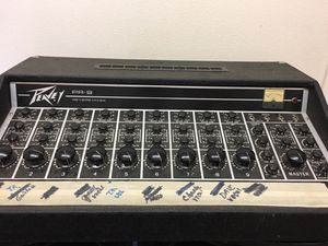 Peavey PR-9 Mixer and Speaker for Sale in Enumclaw, WA