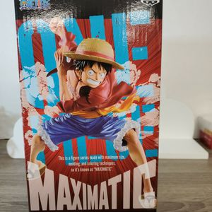 Japanese anime one piece monkey d luffy figure for Sale in City of Industry, CA
