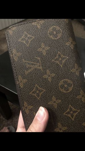 Louis vuitton wallet for Sale in Rancho Cordova, CA