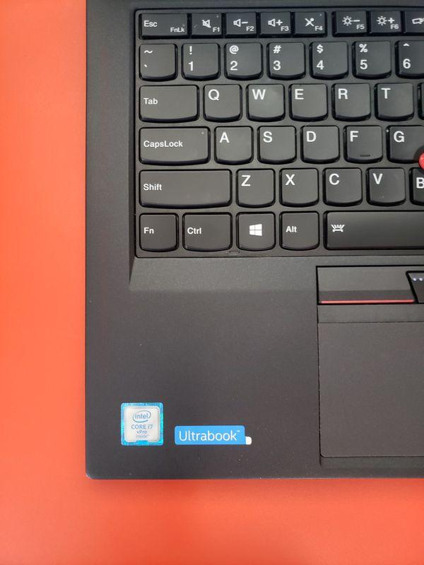 "Ultrabook intel Core i7 6th Generation 12GB Memory Ram 256GB SSD Windows 10 Pro 14"""