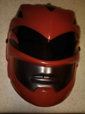 HALLOWEEN Red Power Ranger costume for Sale in New Haven, CT