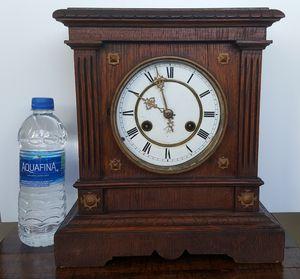 Antique Junghans Mantel Key & Pendulum German Clock for Sale in Miami, FL