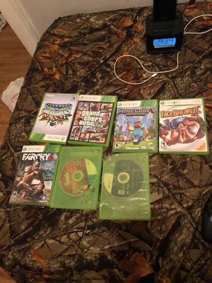7 Xbox 360 games for Sale in Columbus, OH