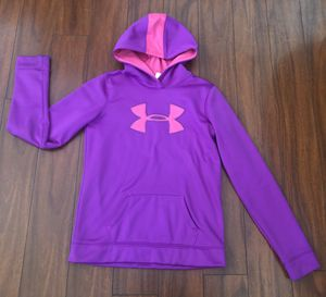 UNDER ARMOUR women's hoodie SZ LG YOUTH for Sale in Modesto, CA