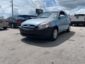 2007 HYUNDAI ACCENT SE for Sale in Orlando, FL
