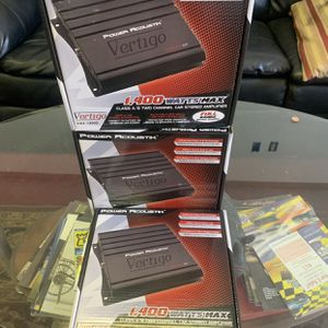 Power Acoustic Car Audio Car Stereo Amplifier . 1400 watts . New Years Super Sale . $59 While They Last . New for Sale in Mesa, AZ